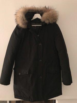 Woolrich arctic Parka Gr. M schwarz