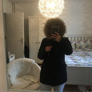 Woolrich Doudoune noir-brun