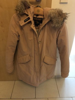 Woolrich Cappotto invernale color carne