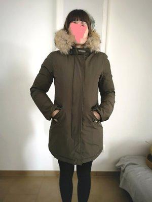 Woolrich Manteau d'hiver multicolore tissu mixte