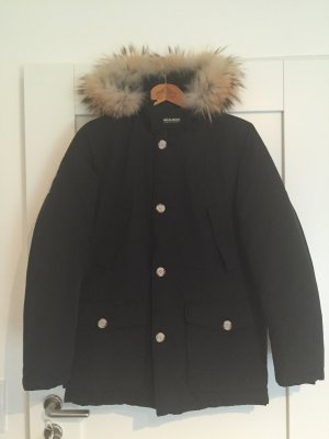 Woolrich Arctic Parka Schwarz 34/36