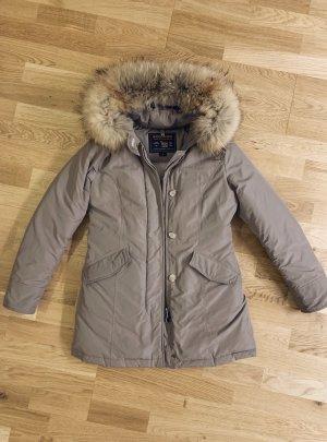 Woolrich Veste d'hiver beige-marron clair