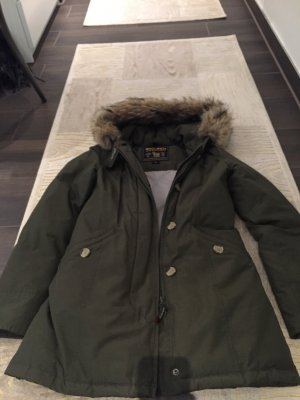 Woolrich Arctic Parka Woman in new flint Olive