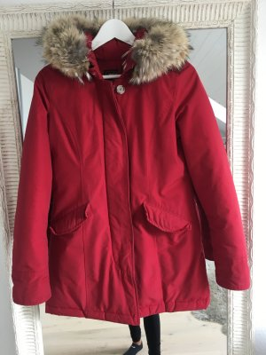 Woolrich Arctic Parka XS rot