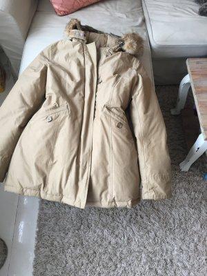 Woolrich Artic Parka Beige - seltenes Modell - Woolrich Jacke