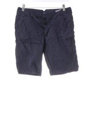 Woolrich Bermuda dunkelblau Casual-Look