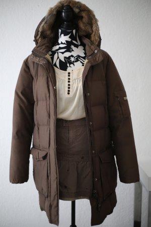 Woolrich Doudoune beige-marron clair