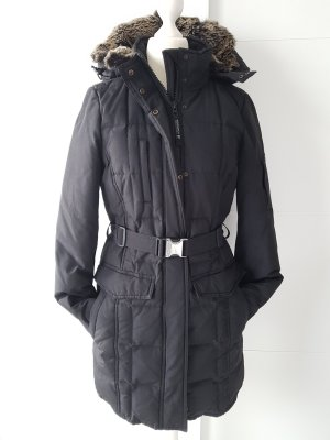 Woolrich Cappotto nero-argento