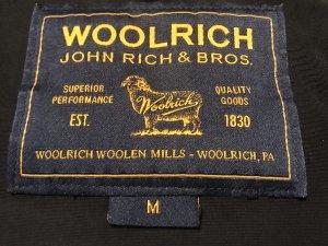 Woolrich Blizzard Parka schwarz