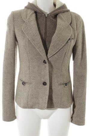 Woolrich Blusenjacke graubraun Casual-Look