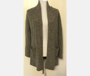 Woolrich Cardigan in maglia grigio-grigio scuro Lana d'alpaca