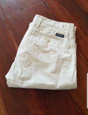 Woolrich Pantalón blanco puro