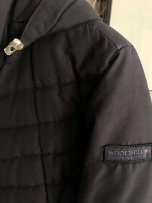 Woolrich Parka azul oscuro