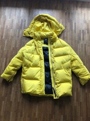 Woolrich Parka yellow
