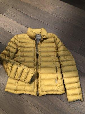 Woolrich Piumino giallo-oro