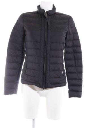 Woolrich Piumino nero stile casual