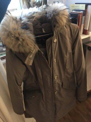 Woolrich Doudoune beige-gris