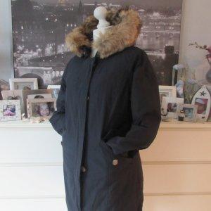 WOOLRICH * Edler Arctic Parka * dunkelblau Echtfell * XXL=42/44