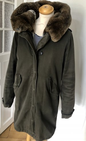 Woolrich Cappotto invernale cachi