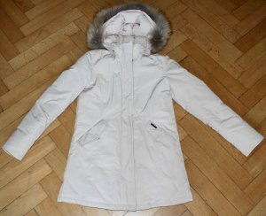 Woolrich Down Jacket natural white