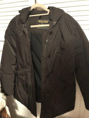 Woolrich Giacca invernale marrone-nero