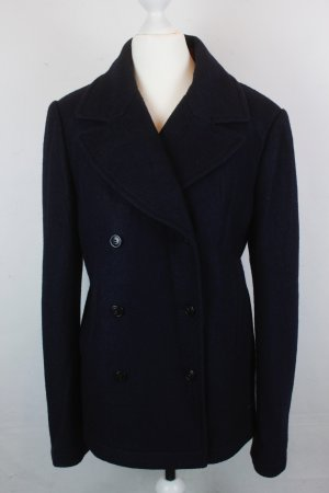 Woolrich Giacca di lana nero Lana