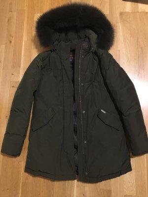 Woolrich Jacke Größe 14/XS