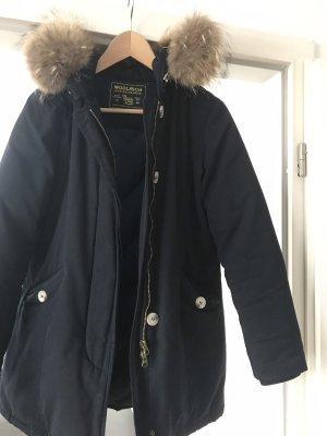 Woolrich Manteau en duvet noir