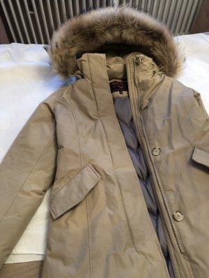 Woolrich Chaqueta de invierno crema