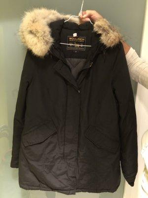 Woolrich Jacke schwarz