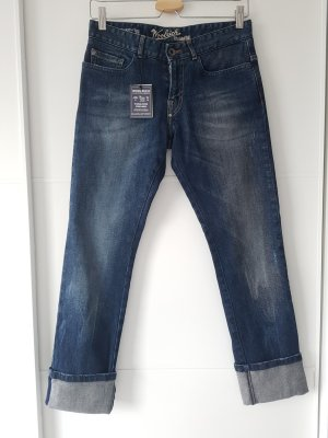 Woolrich Jeans coupe-droite bleu foncé