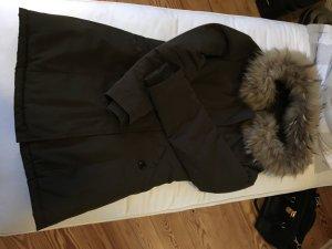 Woolrich Look Alike Größe S/ M Khaki