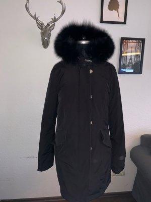 Woolrich Cappotto invernale nero