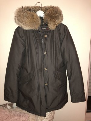 Woolrich Luxury Arctic Womens Parka