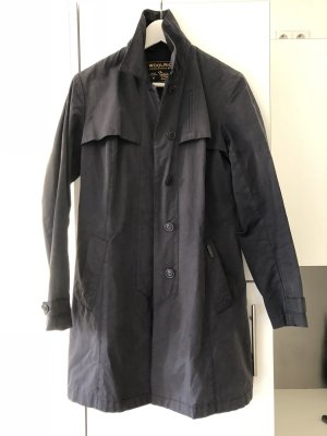 Woolrich Coat dark blue