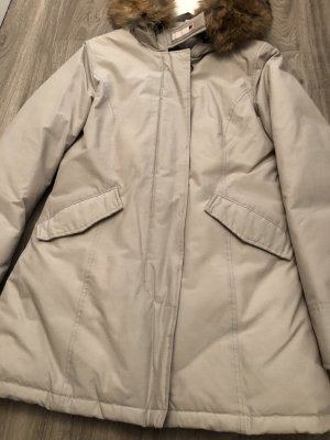 Woolrich Short Coat light grey