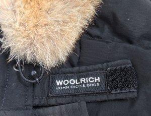 Woolrich Mantel in schwarz