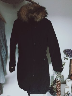 WOOLRICH Mantel Vancouver black S Limited!!