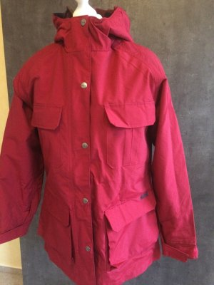Woolrich Parka rosso mattone