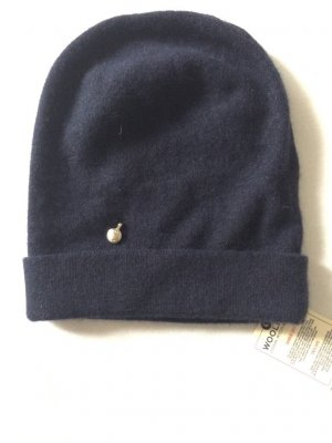 Woolrich Casquette bleu foncé