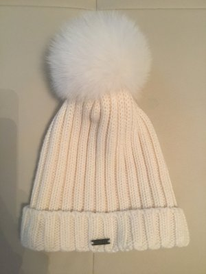 Woolrich Cap natural white