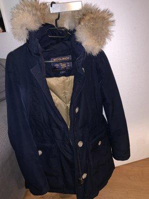 Woolrich Giacca invernale blu scuro-blu