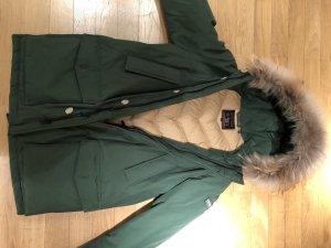 Woolrich Abrigo de invierno verde bosque
