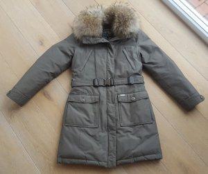 Woolrich Veste d'hiver gris vert