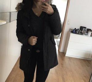Woolrich Parka noir