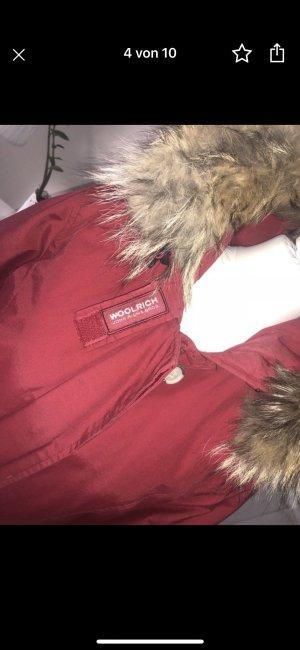 Woolrich Parka Arctic Gr. S Damen | taillierter Daunenmantel