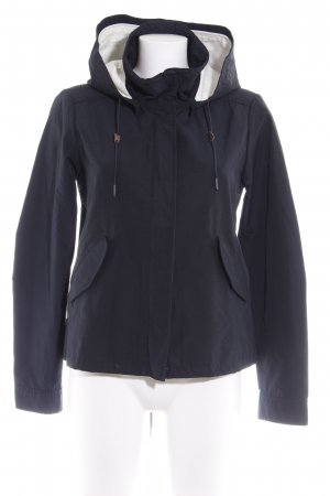 Woolrich Parka donkerblauw casual uitstraling