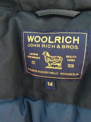 Woolrich Parka, Größe 14 (XS), dunkelblau