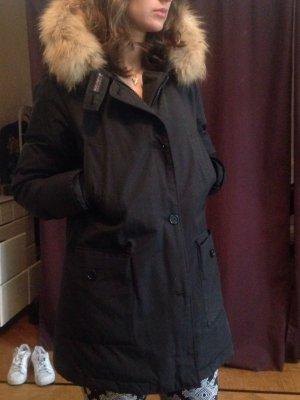 Woolrich Abrigo de plumón multicolor Algodón