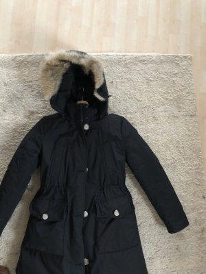 Woolrich Manteau noir polyamide